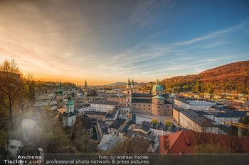 Österreich in Farben - Österreich - Do 31.10.2019 - Salzburg Stadt Festung Kirchen bei Tag und Nacht Landschaft Öst92