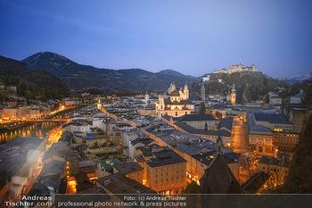 Österreich in Farben - Österreich - Do 31.10.2019 - Salzburg Stadt Festung Kirchen bei Tag und Nacht Landschaft Öst93
