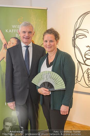 Kaffeesieder Fächerpräsentation - Galerie Ernst Hilger - Di 05.11.2019 - Anna KARNITSCHER, Thomas SCHÄFER-ELMAYER3