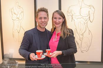 Kaffeesieder Fächerpräsentation - Galerie Ernst Hilger - Di 05.11.2019 - 4