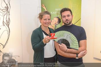 Kaffeesieder Fächerpräsentation - Galerie Ernst Hilger - Di 05.11.2019 - Anna KARNITSCHER, Martin TARDY8