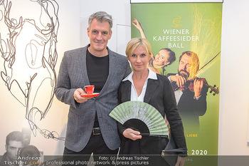 Kaffeesieder Fächerpräsentation - Galerie Ernst Hilger - Di 05.11.2019 - Thomas RAAB, Simone HEHER14