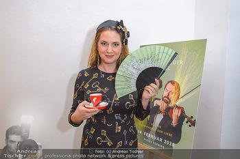 Kaffeesieder Fächerpräsentation - Galerie Ernst Hilger - Di 05.11.2019 - Niki OSL20