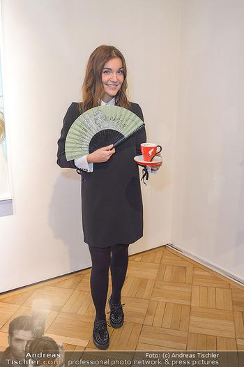 Kaffeesieder Fächerpräsentation - Galerie Ernst Hilger - Di 05.11.2019 - Barbara KAUDELKA32
