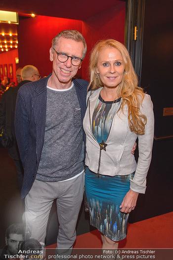 Tricky Niki Kabarettpremiere - Kabarett Simpl - Di 05.11.2019 - Peter STÖGER, Ulrike KRIEGLER18