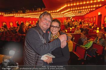 Tricky Niki Kabarettpremiere - Kabarett Simpl - Di 05.11.2019 - Joesi PROKOPETZ mit Karin21