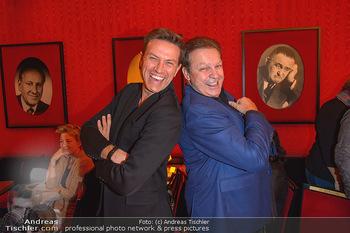 Tricky Niki Kabarettpremiere - Kabarett Simpl - Di 05.11.2019 - Erich GÖTZINGER, Robert STEINER22