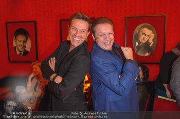 Tricky Niki Kabarettpremiere - Kabarett Simpl - Di 05.11.2019 - Erich GÖTZINGER, Robert STEINER23