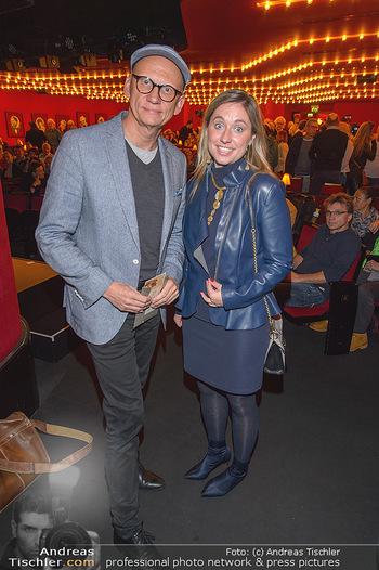 Tricky Niki Kabarettpremiere - Kabarett Simpl - Di 05.11.2019 - Oliver BAIER, Johanna KRÄUTER25