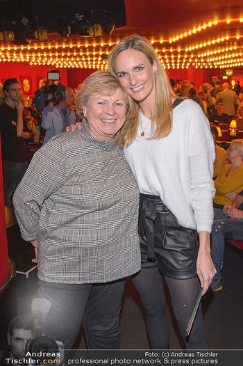 Tricky Niki Kabarettpremiere - Kabarett Simpl - Di 05.11.2019 - Patricia KAISER, Karin KRAL26