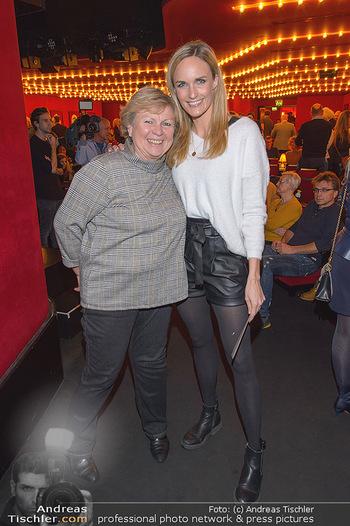 Tricky Niki Kabarettpremiere - Kabarett Simpl - Di 05.11.2019 - Patricia KAISER, Karin KRAL27