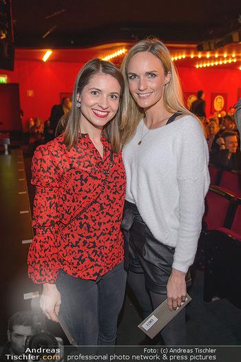 Tricky Niki Kabarettpremiere - Kabarett Simpl - Di 05.11.2019 - Kristina INHOF, Patricia KAISER30
