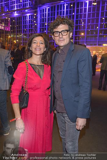 ORF Programmpräsentation - Marx Halle - Do 07.11.2019 - Julia CENCIG, Manuel RUBEY4