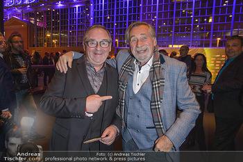 ORF Programmpräsentation - Marx Halle - Do 07.11.2019 - Sepp ADLMANN, Peter RAPP9
