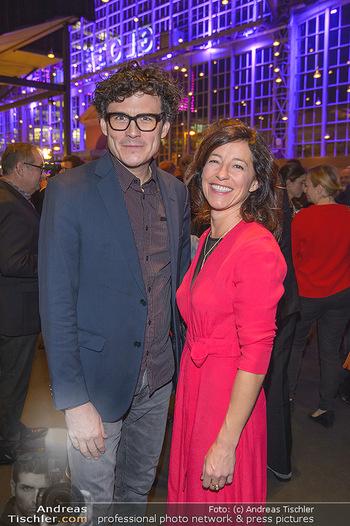 ORF Programmpräsentation - Marx Halle - Do 07.11.2019 - Julia CENCIG, Manuel RUBEY12
