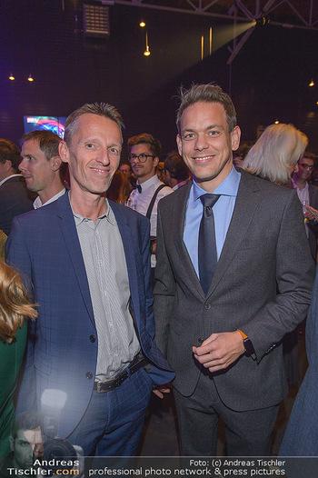 ORF Programmpräsentation - Marx Halle - Do 07.11.2019 - Georg SPATT, Tobias PÖTZELSBERGER29