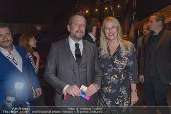ORF Programmpräsentation - Marx Halle - Do 07.11.2019 - Robert KRATKY, Claudia STÖCKL34