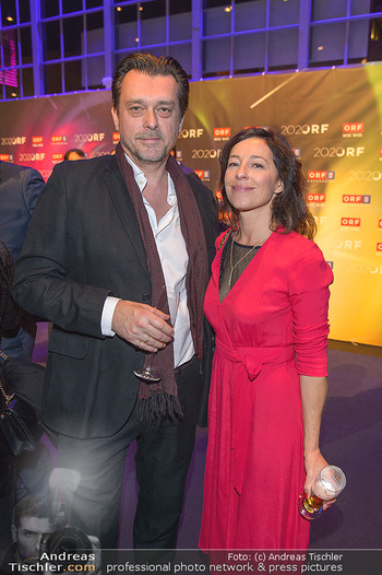 ORF Programmpräsentation - Marx Halle - Do 07.11.2019 - Hary PRINZ, Julia CENCIG37