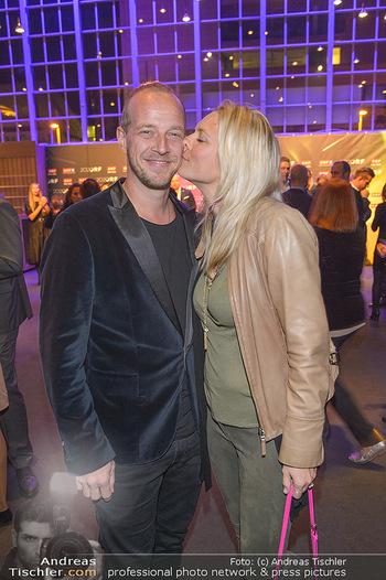 ORF Programmpräsentation - Marx Halle - Do 07.11.2019 - Niko FECHTER mit Philipp43