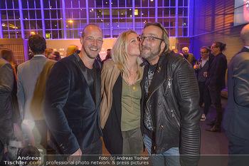 ORF Programmpräsentation - Marx Halle - Do 07.11.2019 - Niko FECHTER mit Philipp, Rene WASTLER44