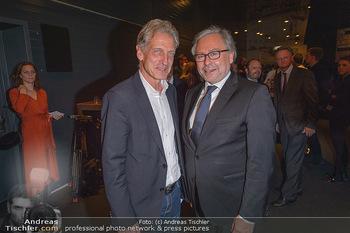 ORF Programmpräsentation - Marx Halle - Do 07.11.2019 - Josef CAP, Alexander WRABETZ46