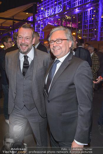 ORF Programmpräsentation - Marx Halle - Do 07.11.2019 - Robert KRATKY, Alexander WRABETZ48