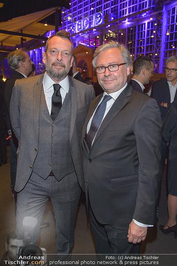 ORF Programmpräsentation - Marx Halle - Do 07.11.2019 - Robert KRATKY, Alexander WRABETZ49
