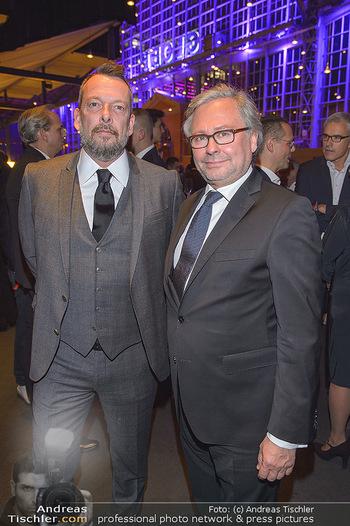 ORF Programmpräsentation - Marx Halle - Do 07.11.2019 - Robert KRATKY, Alexander WRABETZ50