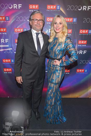 ORF Programmpräsentation - Marx Halle - Do 07.11.2019 - Alexander WRABETZ, Silvia SCHNEIDER54