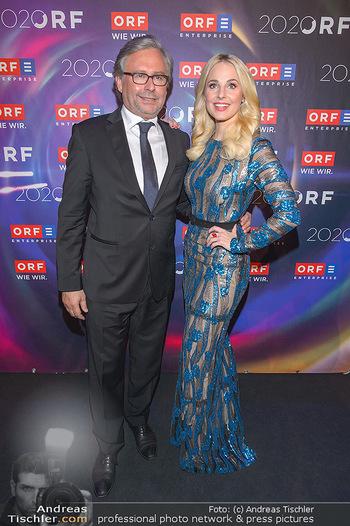 ORF Programmpräsentation - Marx Halle - Do 07.11.2019 - Alexander WRABETZ, Silvia SCHNEIDER55