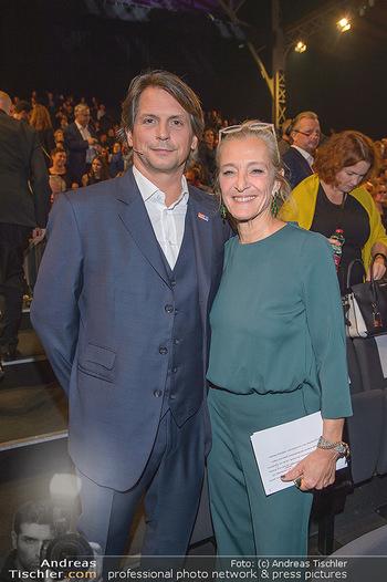 ORF Programmpräsentation - Marx Halle - Do 07.11.2019 - Oliver BÖHM, Kathi ZECHNER59