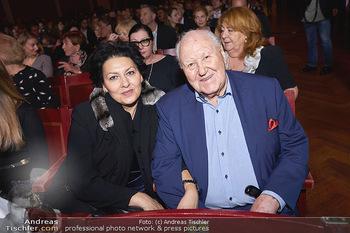 Wider die Gewalt Gala - Wiener Konzerthaus - Mo 11.11.2019 - Rosi und Karl BLECHA23