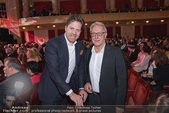 Wider die Gewalt Gala - Wiener Konzerthaus - Mo 11.11.2019 - Daniel SERAFIN, Gerhard HARTINGER24