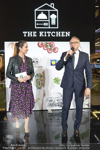 The Kitchen Opening - Donauzentrum, Wien - Mi 13.11.2019 - 12