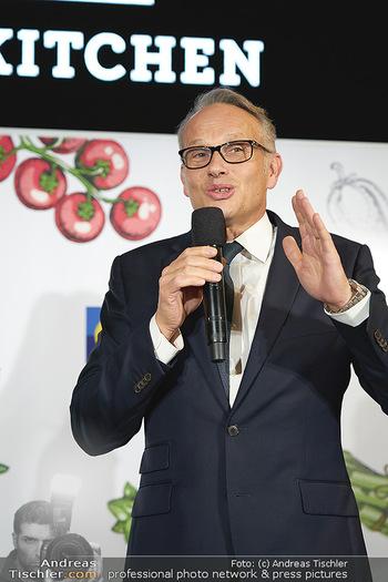 The Kitchen Opening - Donauzentrum, Wien - Mi 13.11.2019 - Arnaud BURLIN15