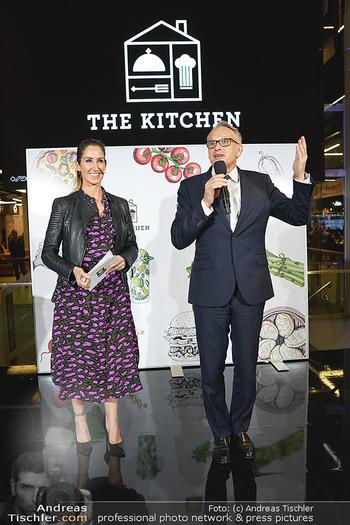 The Kitchen Opening - Donauzentrum, Wien - Mi 13.11.2019 - 16