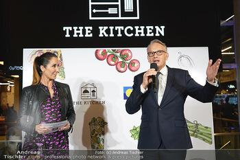 The Kitchen Opening - Donauzentrum, Wien - Mi 13.11.2019 - 17