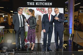 The Kitchen Opening - Donauzentrum, Wien - Mi 13.11.2019 - 20