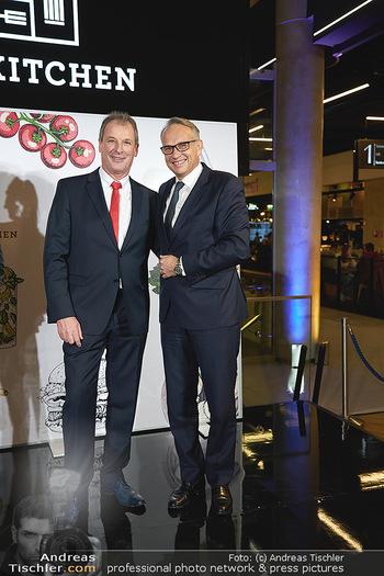The Kitchen Opening - Donauzentrum, Wien - Mi 13.11.2019 - 21