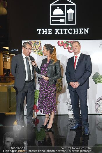 The Kitchen Opening - Donauzentrum, Wien - Mi 13.11.2019 - 23