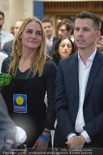 The Kitchen Opening - Donauzentrum, Wien - Mi 13.11.2019 - 31