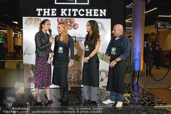 The Kitchen Opening - Donauzentrum, Wien - Mi 13.11.2019 - 32