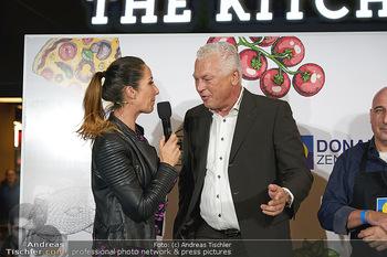 The Kitchen Opening - Donauzentrum, Wien - Mi 13.11.2019 - 34