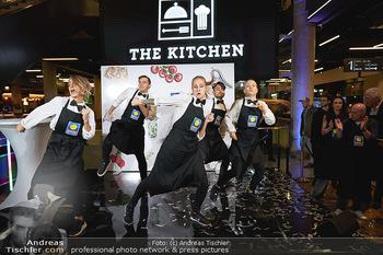 The Kitchen Opening - Donauzentrum, Wien - Mi 13.11.2019 - 39