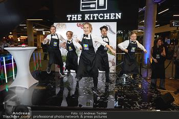 The Kitchen Opening - Donauzentrum, Wien - Mi 13.11.2019 - 40