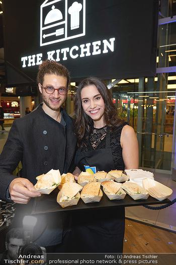 The Kitchen Opening - Donauzentrum, Wien - Mi 13.11.2019 - Nuriel MOLCHO, Kimberly BUDINSKY46