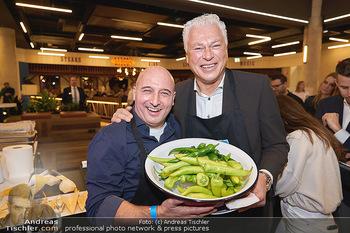 The Kitchen Opening - Donauzentrum, Wien - Mi 13.11.2019 - Toni POLSTER, Christoph FÄLBL49