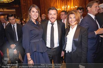 Signa Törggelen - Park Hyatt, Wien - Mi 13.11.2019 - Rene und Natalie BENKO, Brigitte BIERLEIN1