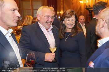 Signa Törggelen - Park Hyatt, Wien - Mi 13.11.2019 - Alfred GUSENBAUER, Susanne RIESS115