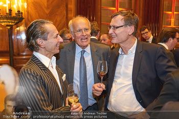 Signa Törggelen - Park Hyatt, Wien - Mi 13.11.2019 - Christian RAINER, Paul SEVELDA, Thomas KRALINGER152